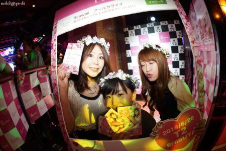 ハニコレ夏祭り♪記念撮影コーナー!Part3
