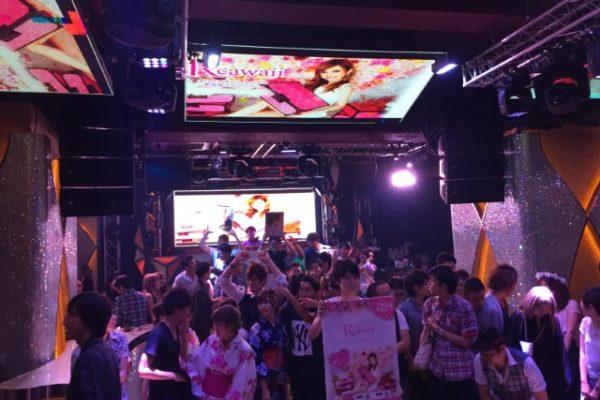 「Rcawaii×ハニコレ夏祭り♪」6/26「T2 SHIBUYA」レポート ~前編~