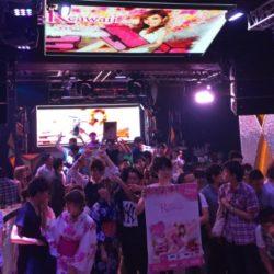 6/26「T2 SHIBUYA」ハニコレ夏祭り♪