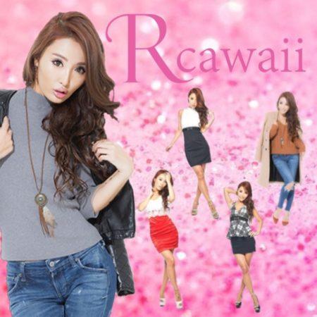 Rcawaiiはドレスと私服を一緒にレンタル可能