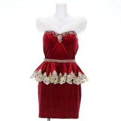 おすすめのキャバドレス★今日のドレスはレッド系?ピンク系?