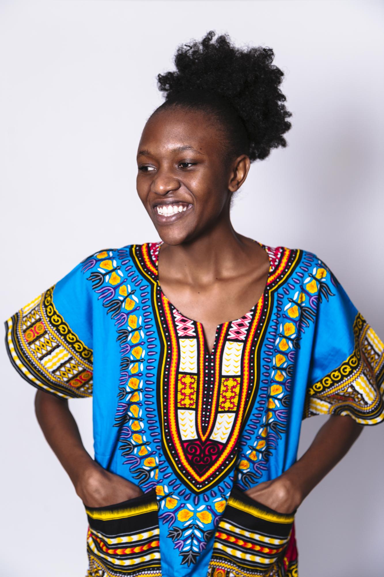 アフリカファッション