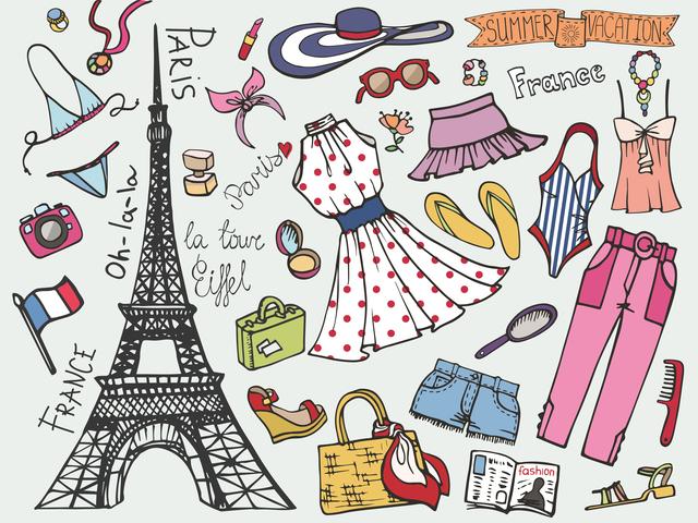 フランス ファッション