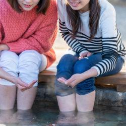 足湯にお出かけ!秋冬におすすめの服装(コーデ)をご紹介!